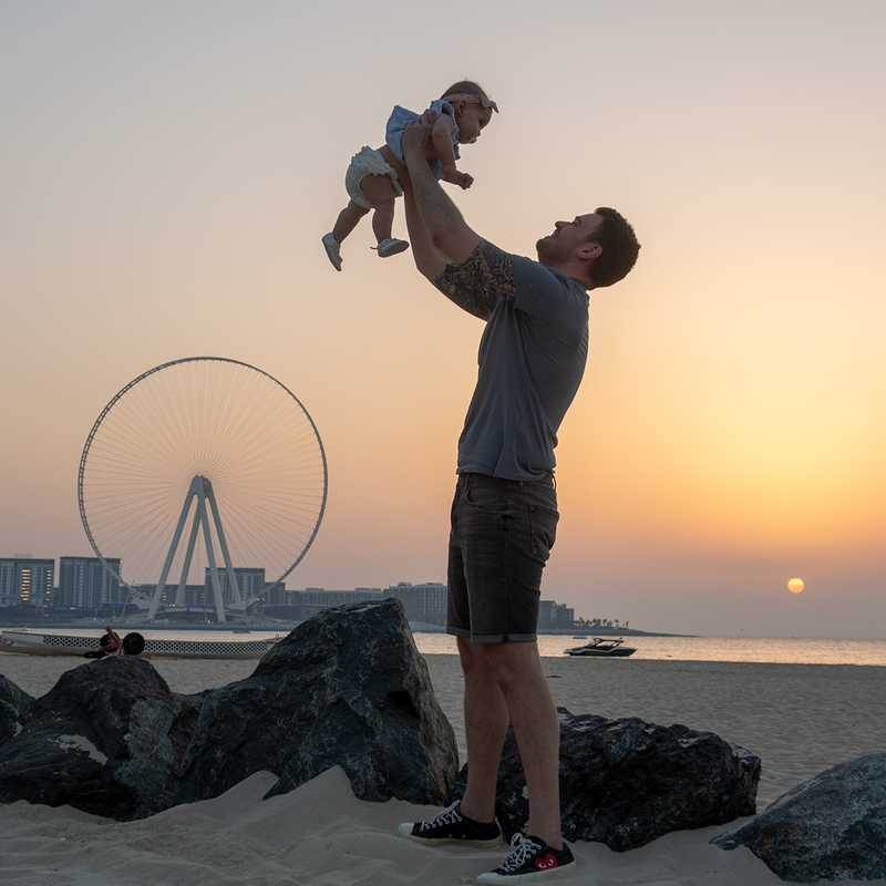 Tom Hirst in Dubai.