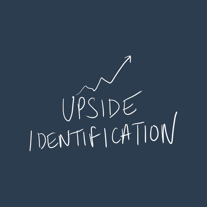 Upside Identification