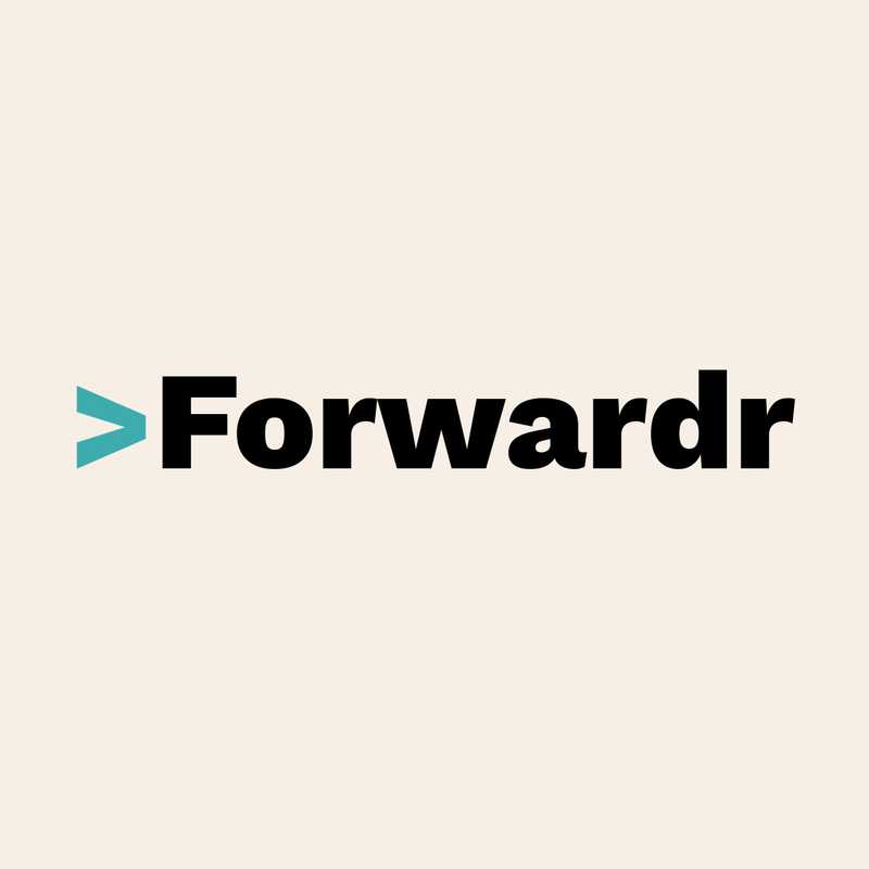 Forwardr, freelancer to freelancer opportunity sharing by Tom Hirst